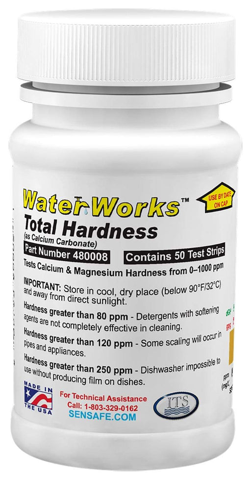 ITS Europe WaterWorks™ Total Hardness