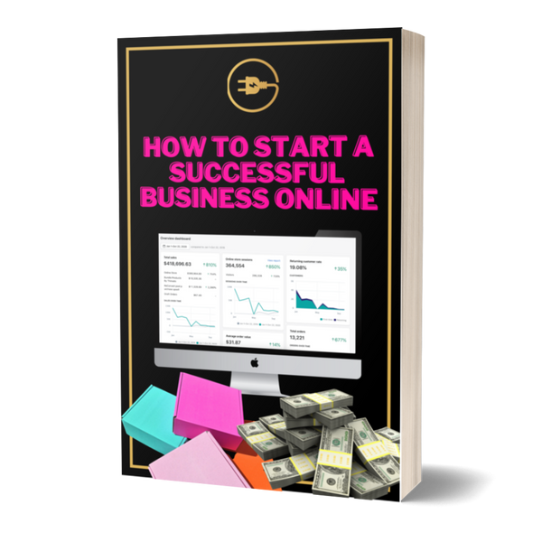How To Start A Successful Business Online E-book