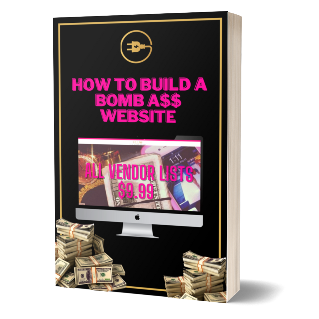 Bomb Website Tips & Tricks E-book
