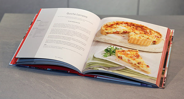 "Cookbook ""MEINE INTERNATIONALEN REZEPTE"" (DE)"
