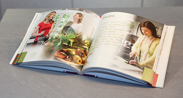 "Cookbook ""MEINE PARTY REZEPTE"""