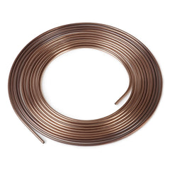 "Brake Pipe Coil Copper Nickel 3/16"" (4.75mm)  x 25ft"