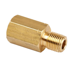 Brass Adaptor M10 x 1mm male - 3/8 x 24UNF female