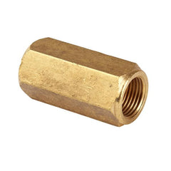 Brass Inline Connector Female M12 x 1mm