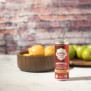 Try our Wonder Drink Kombucha today
