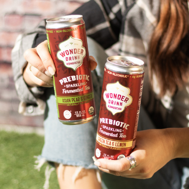 When is the best time to drink Kombucha?