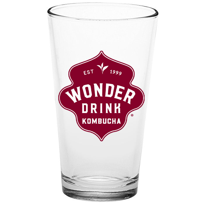 Wonder Pint Glass