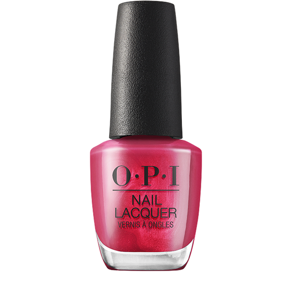 OPI Nail Lacquer - 15 Minutes of Flame 0.5 oz - #NLH011
