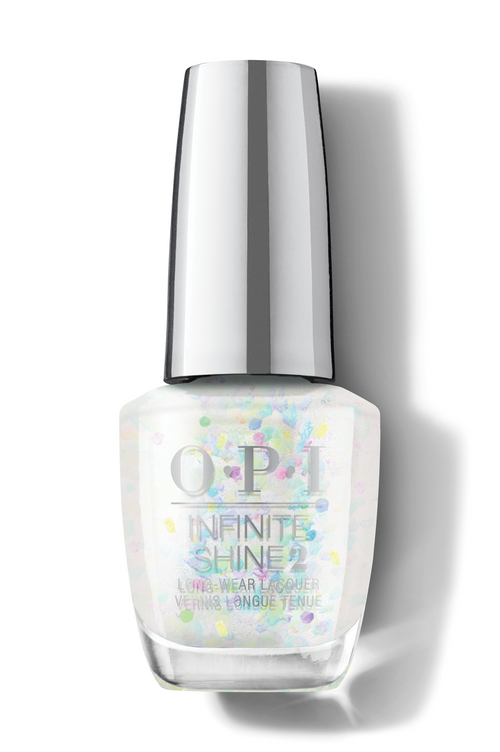 OPI Infinite Shine - All A'twitter In Glitter - #HRM48