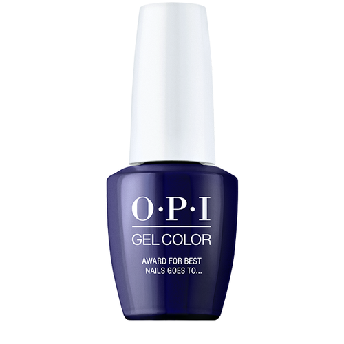 OPI GelColor - Award for Best Nails goes to… 0.5 oz - #GCH009
