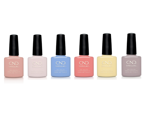 CND - Shellac The Colors of You Spring 2021 Collection (0.25 oz)