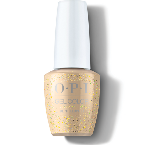 OPI GelColor - Depth Leopard 0.5 oz - #GCE03