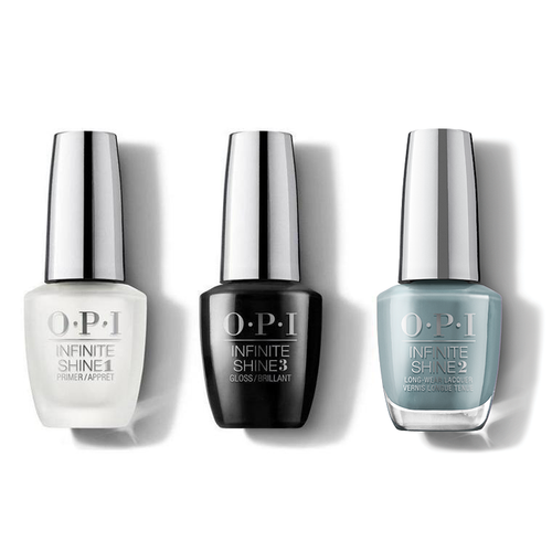OPI - Infinite Shine Combo - Base, Top & Destined to be a Legend