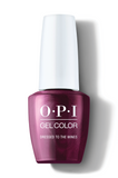 OPI GelColor - Dressed To The Wines 0.5 oz - #HPM04
