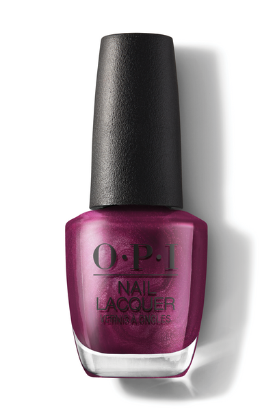 OPI Nail Lacquer - Dressed To The Wines 0.5 oz - #HRM04