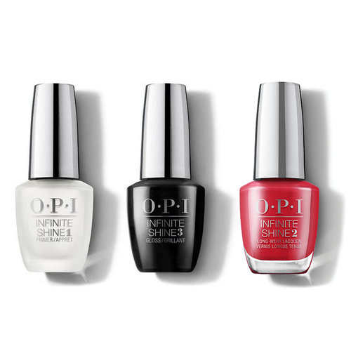 OPI - Infinite Shine Combo - Base, Top & Emmy, have you seen Oscar?