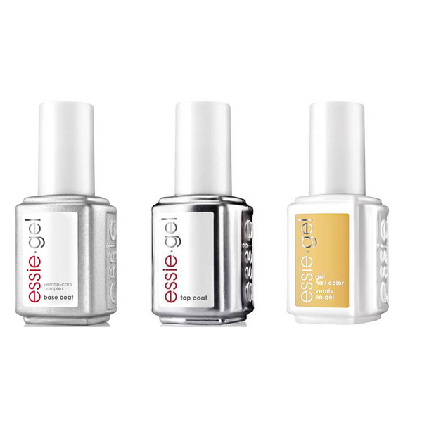Essie Combo - Gel, Base & - Hay There 0.5 oz - #1576G