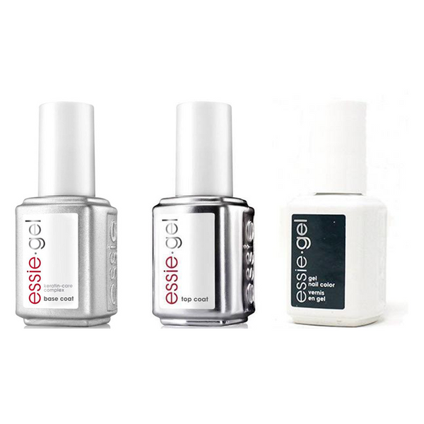 Essie Combo - Gel, Base & - In Plane View 0.5 oz - #728G