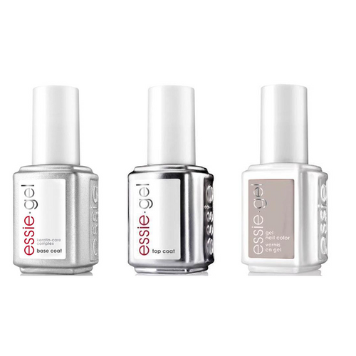 Essie Combo - Gel, Base & - Mind-Full Meditation 0.5 oz - #070G