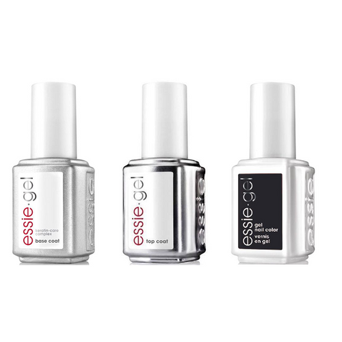 Essie Combo - Gel, Base & - On Mute 0.5 oz - #686G