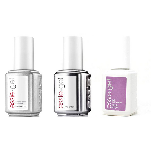 Essie Combo - Gel, Base & - Spring In Your Step 0.5 oz - #1606G