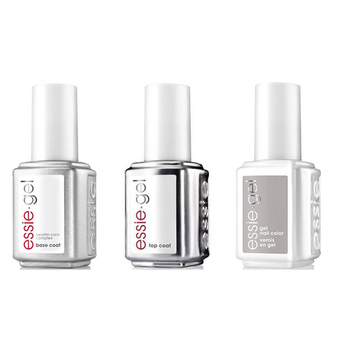 Essie Combo - Gel, Base & Without A Stitch .5 oz - #1125G