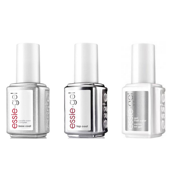 Essie Combo - Gel, Base & Apres Chic 939G