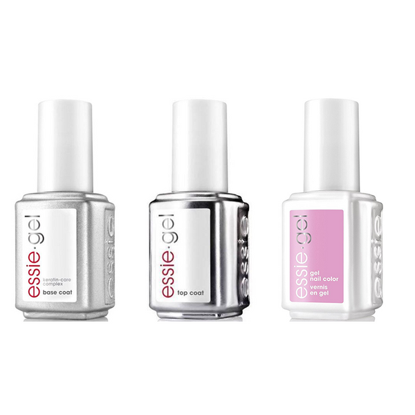 Essie Combo - Gel, Base & Backseat Bestie 0.5 oz - #1049G
