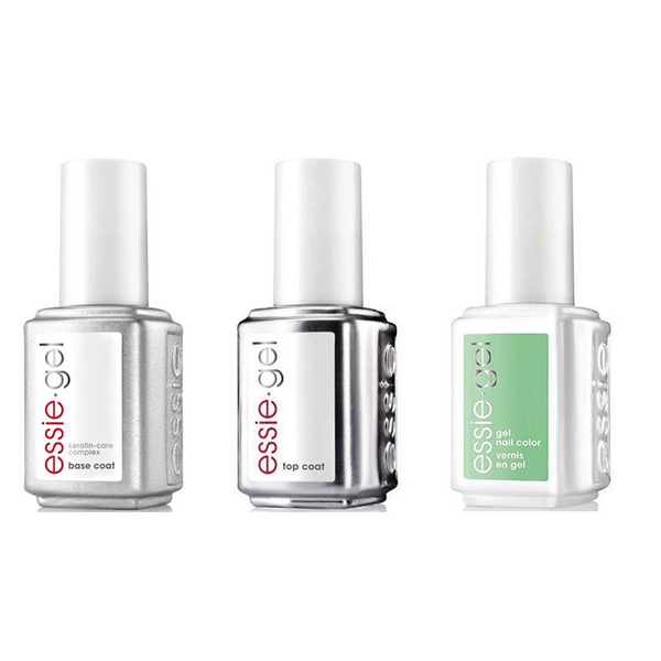 Essie Combo - Gel, Base & Innocent Side 5068
