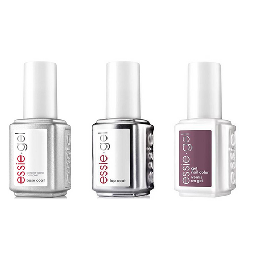 Essie Combo - Gel, Base & Merino Cool 730G