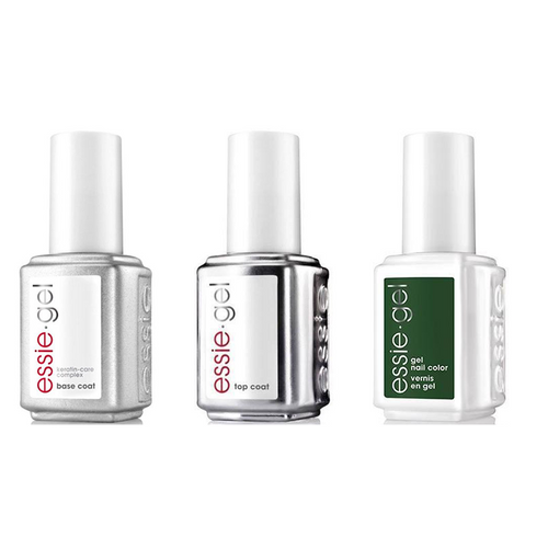 Essie Combo - Gel, Base & Off Tropic 967G