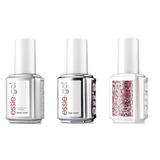 Essie Combo - Gel, Base & Perfect Clarity 5060