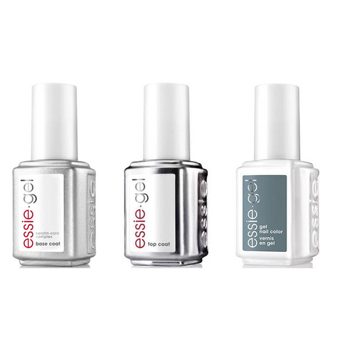Essie Combo - Gel, Base & Pool Side Service 968G
