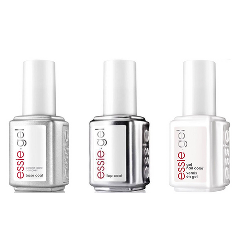 Essie Combo - Gel, Base & Private Weekend 907G
