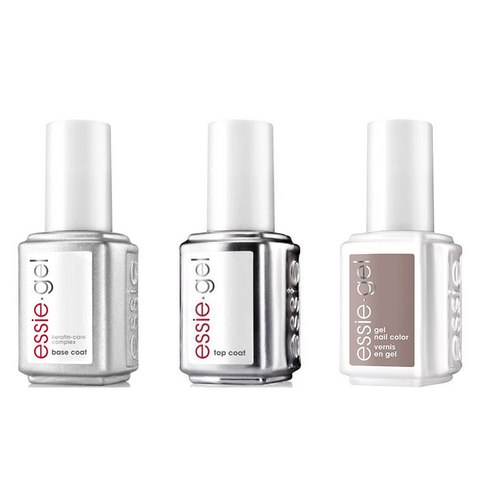 Essie Combo - Gel, Base & Puffer Up 5005