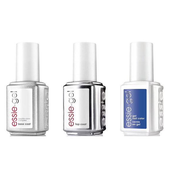 Essie Combo - Gel, Base & Valet To My Chalet 5053