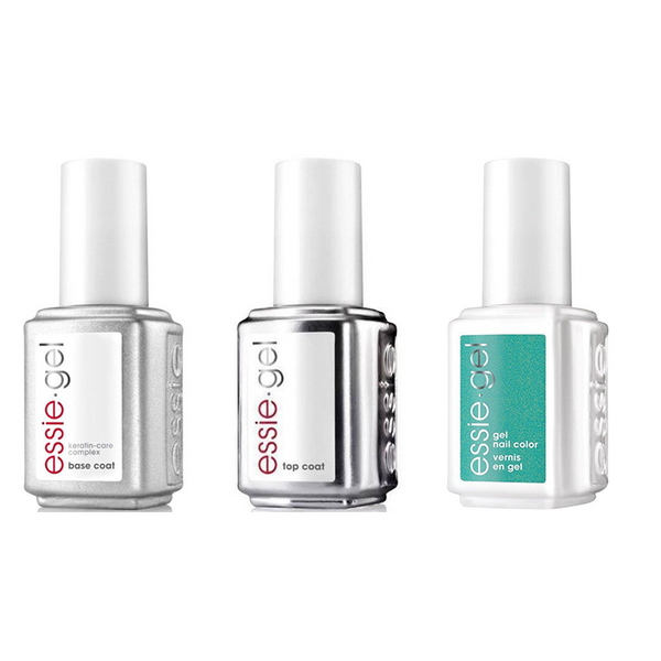 Essie Combo - Gel, Base & Viva Antigua! 0.5 oz - #993G