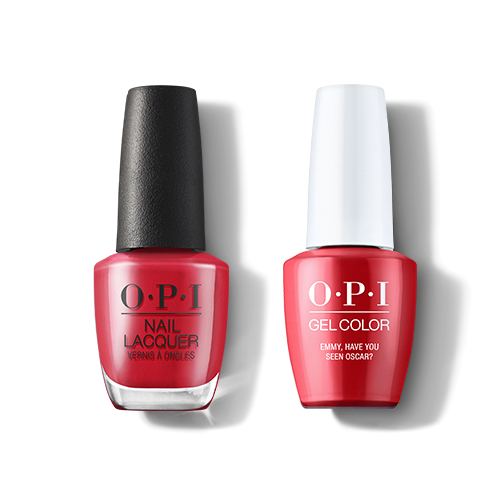 OPI - Gel & Lacquer Combo - Emmy, have you seen Oscar?