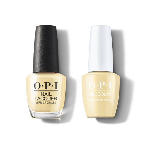 OPI - Gel & Lacquer Combo - Bee-hind the Scenes
