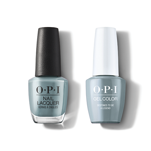 OPI - Gel & Lacquer Combo - Destined to be a Legend
