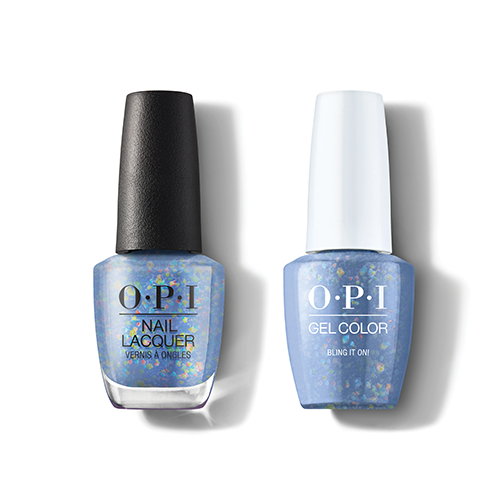 OPI - Gel & Lacquer Combo - Bling It On!