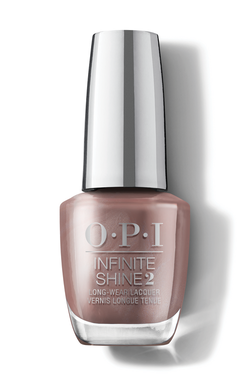 OPI Infinite Shine - Gingerbread Man Can - #HRM41