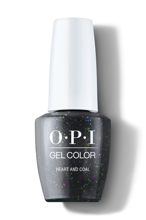 OPI GelColor - Heart And Coal 0.5 oz - #HPM12