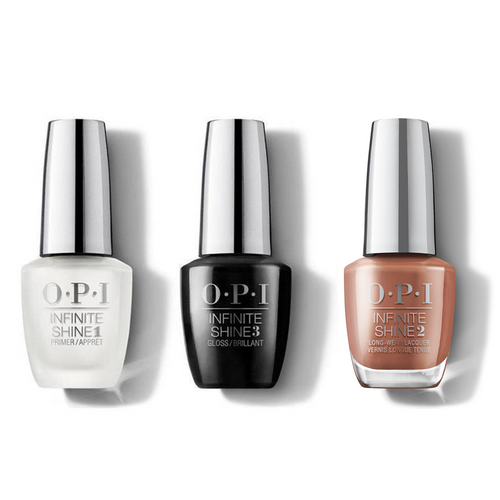 OPI - Infinite Shine Combo - Base, Top & Endless Sun-ner