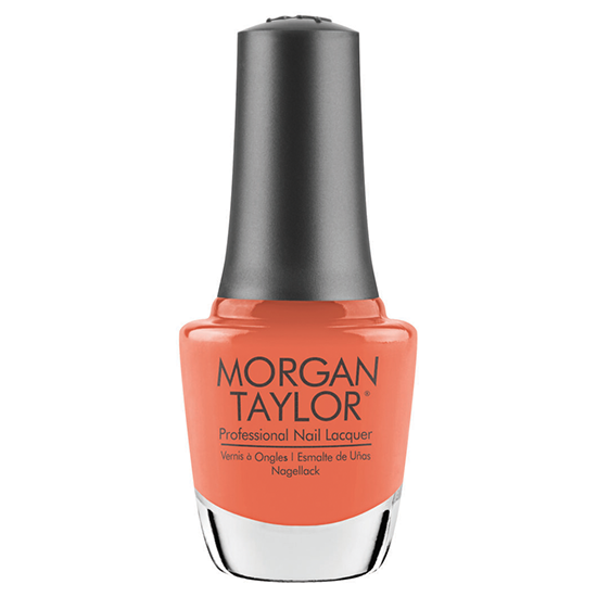 Morgan Taylor - Orange Crush Blush - #3110425