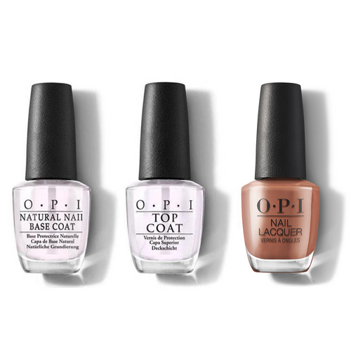 OPI - Nail Lacquer Combo - Base, Top & Endless Sun-ner