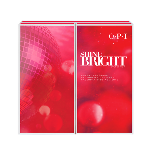 OPI Nail Lacquer - Mini 25-Pack Advent Calendar