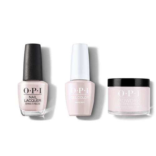 OPI - Gel, Lacquer & Dip Combo - Movie Buff