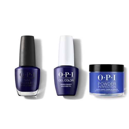 OPI - Gel, Lacquer & Dip Combo - Award for Best Nails goes to…