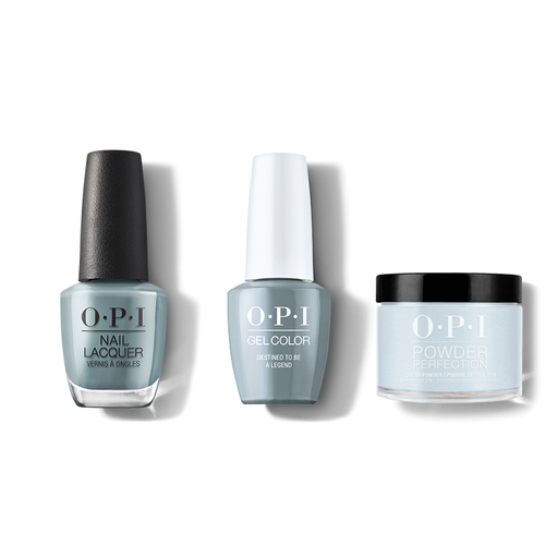 OPI - Gel, Lacquer & Dip Combo - Destined to be a Legend